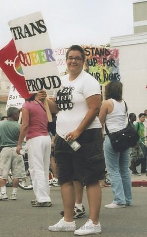San Diego LGBTQ Pride Parade, 2007