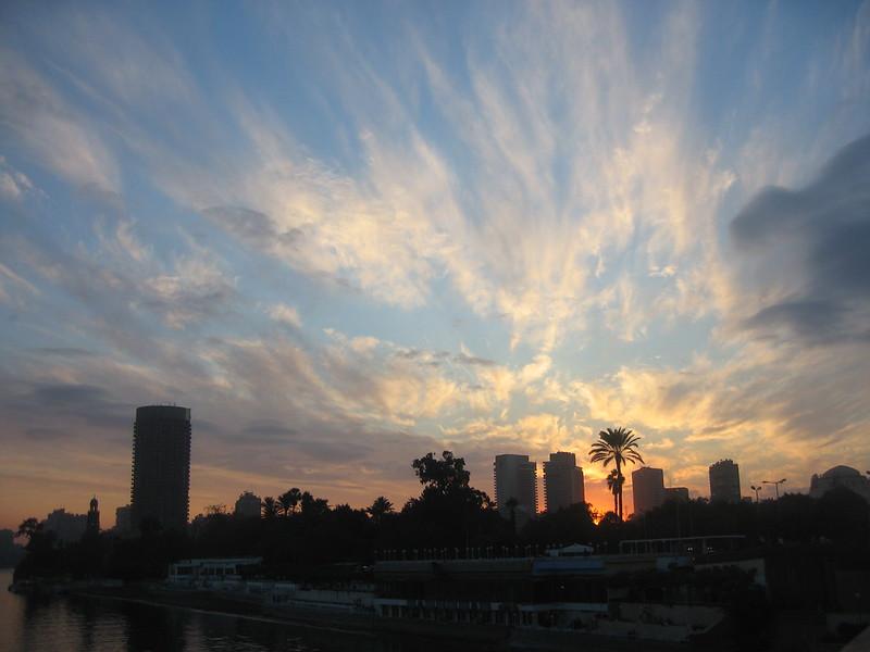 Cairo Sunset