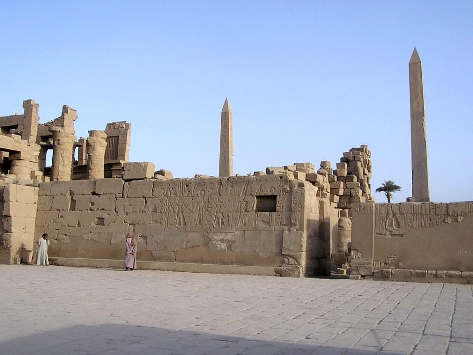 obeliscos Templo de Karnak Egipto 04
