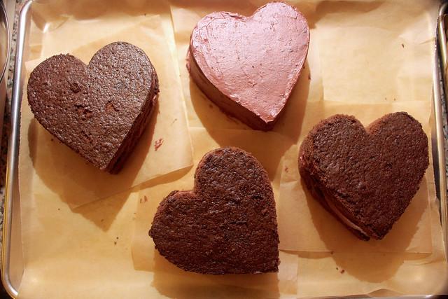 Conversation Heart Cakes - 29