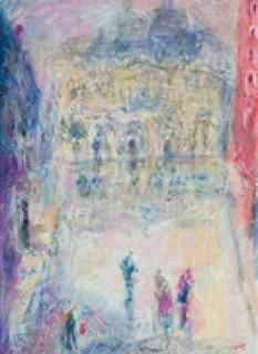 Vladimir-Zamfirescu-Veneţia-amintind-de-impressionism