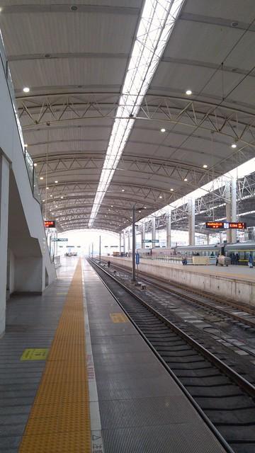 Platform Roof, Zhengzhou Station