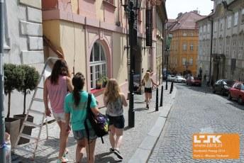 LiNK Studiereis Praag 2014 - Wesley