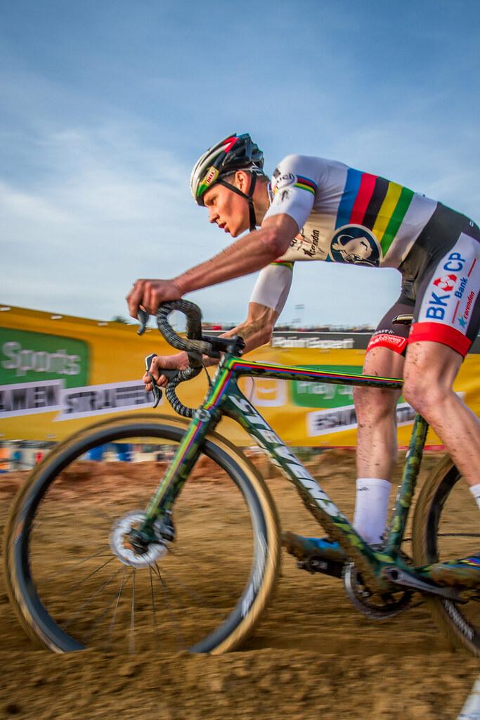 the cycling sensation mathieu van der poel sportrx