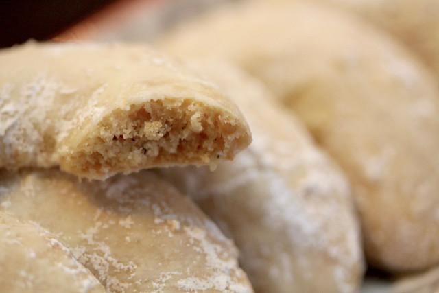 Mae's Crescent Cookies - 16