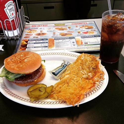 Nc Greensboro House Waffle