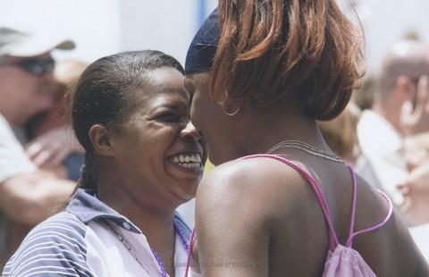 Commitment Ceremony at San Diego LGBTQ Pride Festival, 2007