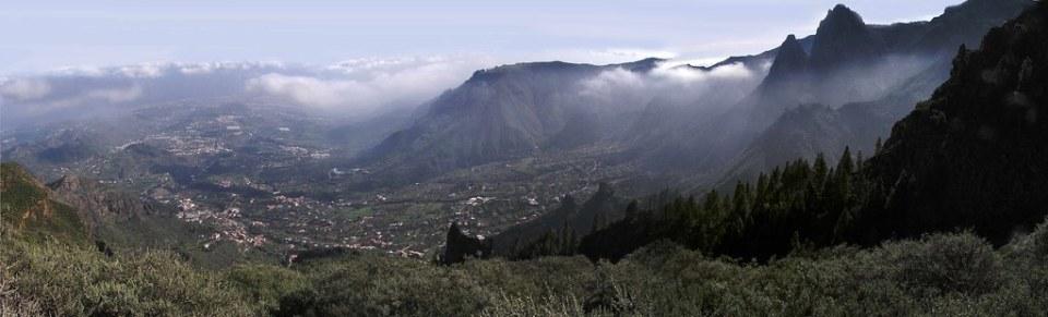 18 panoramica Tenteniguada Isla de Gran Canaria 21