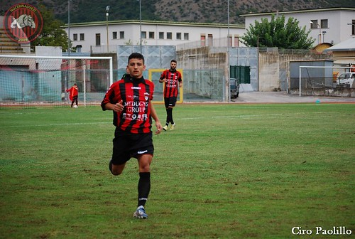 Città di Nocera - San Tommaso 5-0