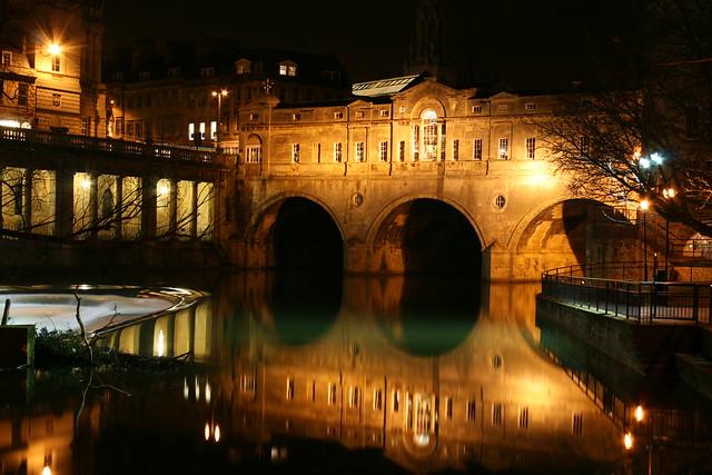 Pulteney Bridge, Bath