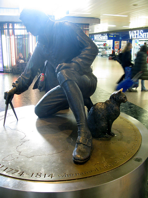 Matthew Flinders and Trim