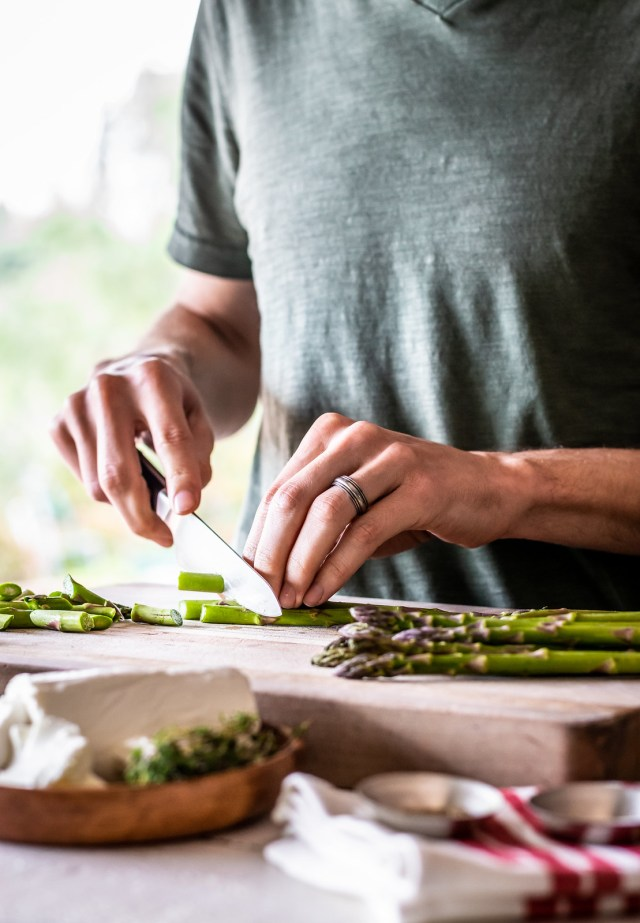 asparagus is the quintessential Spring vegetable