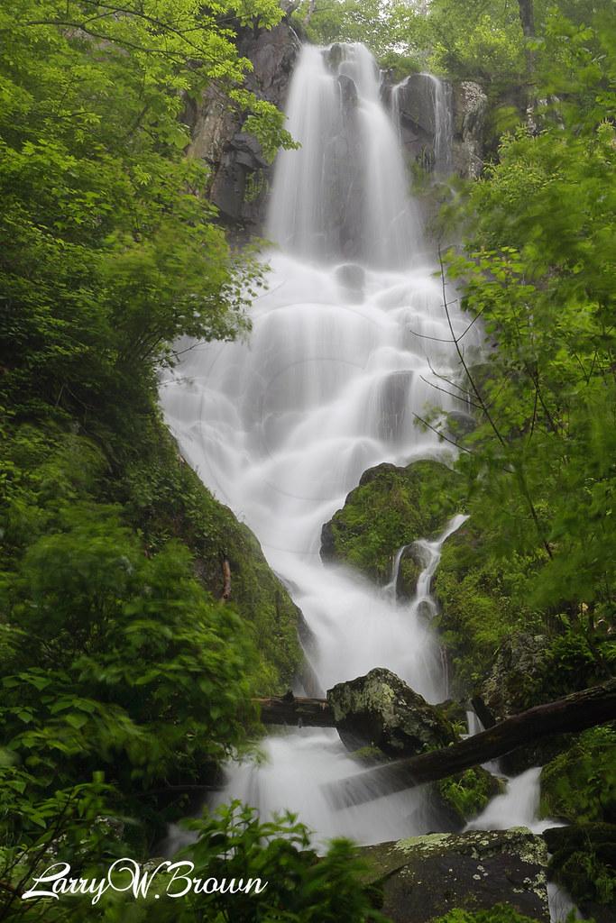 Lewis Spring Falls Shenandoah National Park Comments Not