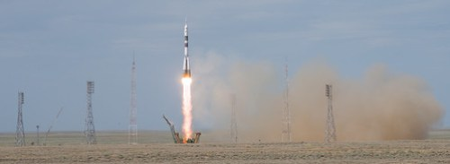 Expedition 56 Launch (NHQ201806060023)