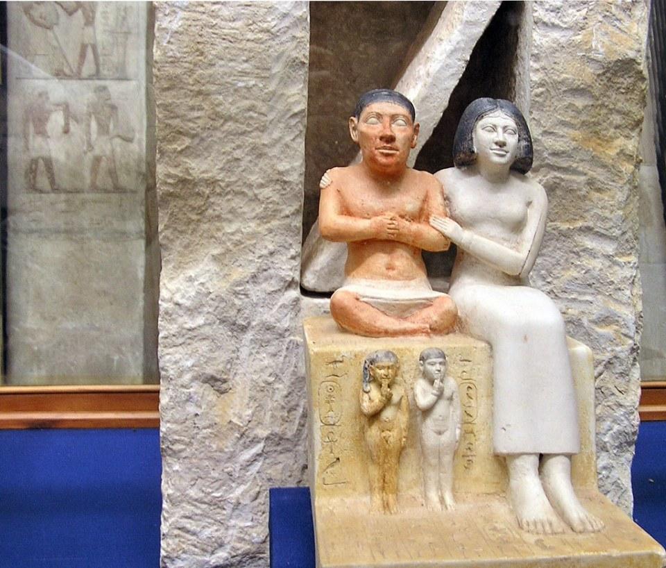 Museo de El Cairo Egipto 110