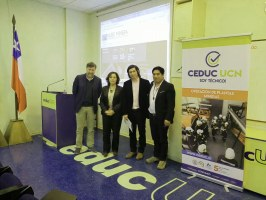 Charla CEDUC UCN Coquimbo
