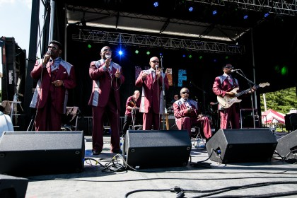 Paul Thorn & The Blind Boys Of Alabama