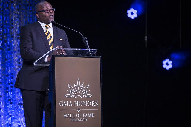 2018 GMA Honors // Marvin Sapp Segment