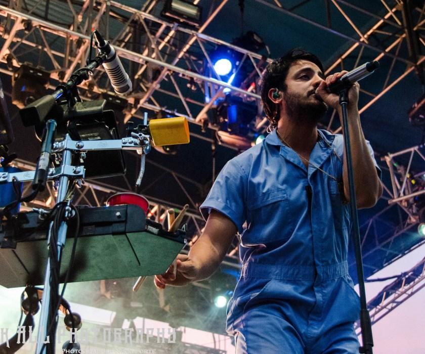 Young The Giant - Bunbury 2018 - Cincinnati, Ohio