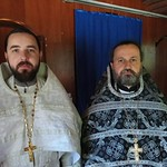 2018 05 26 Clergy, Liturgy, Church of the Kazan icon of the Mother of God, Kyiv