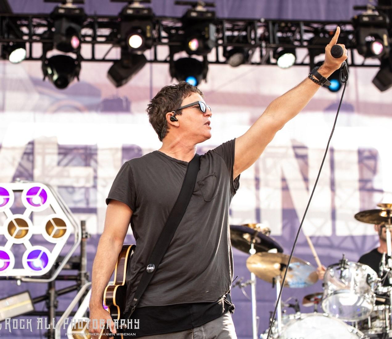 THIRD EYE BLIND - Bunbury Music Festival 2018 - 6/2/18 - Cincinnati Ohio