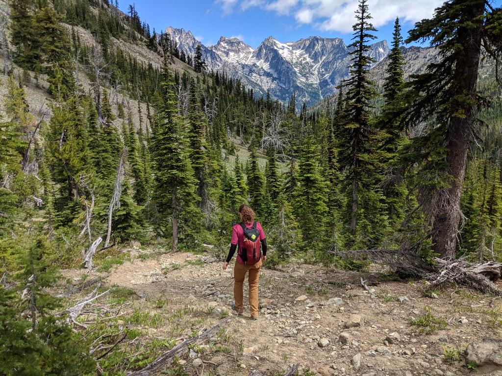Teanaway hiking