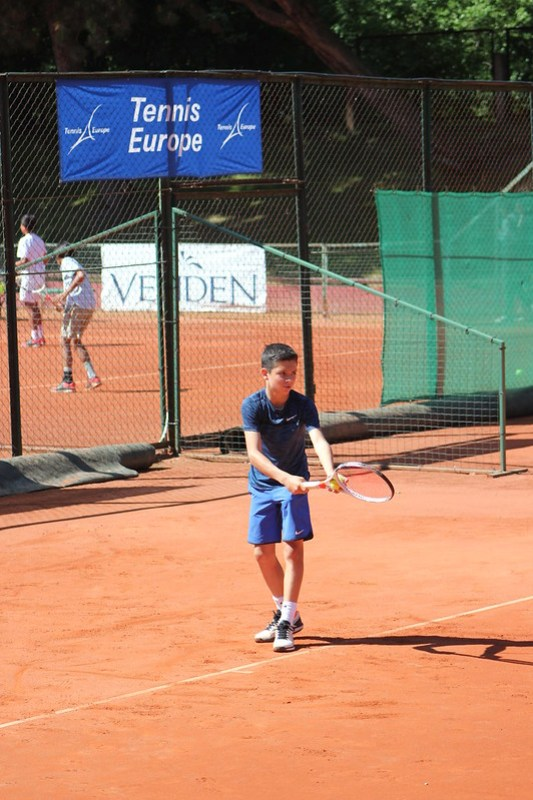 Tennis Europe Liepaja International Tournament 2018, U14, June