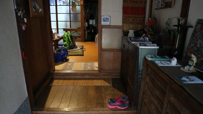 Dónde dormir y alojamiento en Tanabe (Japón) – Buddha Guest House.