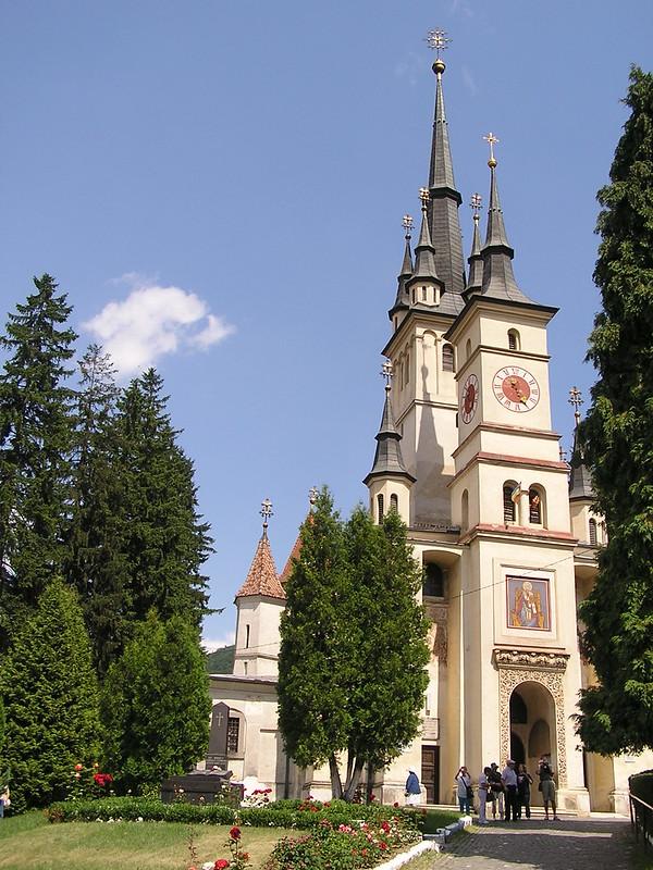 Iglesia de San Nicolas Brasov Rumania 15
