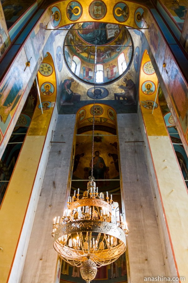 Георгиевский собор, Юрьев монастырь, Великий Новгород