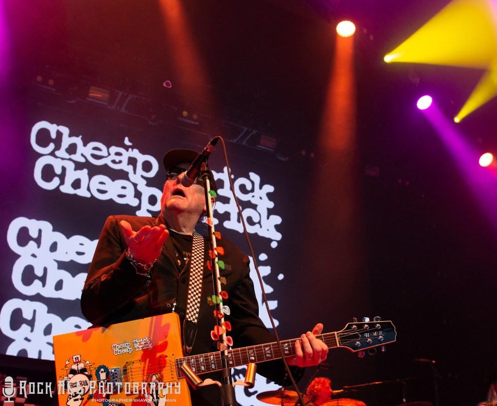 Cheap Trick - Riverbend Music Center - Cincinnati, Ohio - June 2018