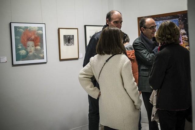 Inauguración-de-la-exposición-Un-Artista-Un-coleccionista-con-motivo-del-40-Anviersario