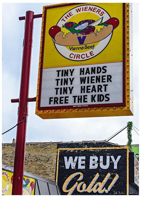 Tiny Hands Tiny Wiener Tiny Heart Free The Kids