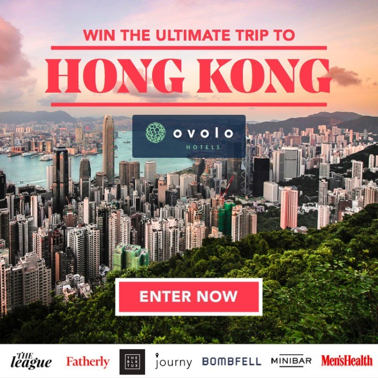 Win A Hong Kong Trip From Journy!