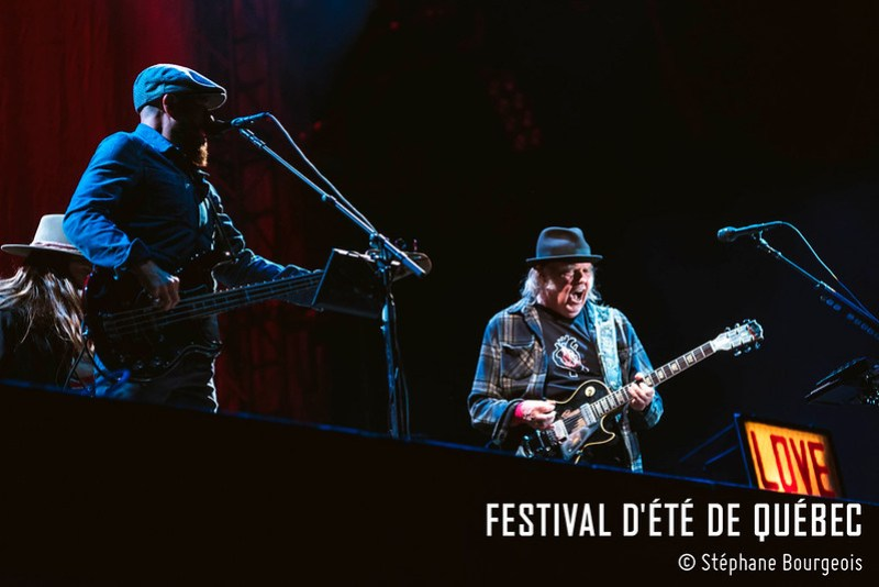 Neil Young - FEQ 2018