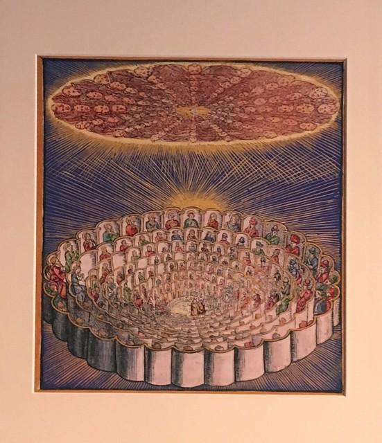 Dante, Divina Commedia, 1564 / @ Ambassade van de Vrije Geest