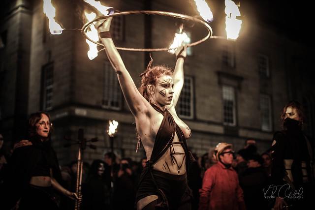 Samhuinn's spirits take over Edinburgh