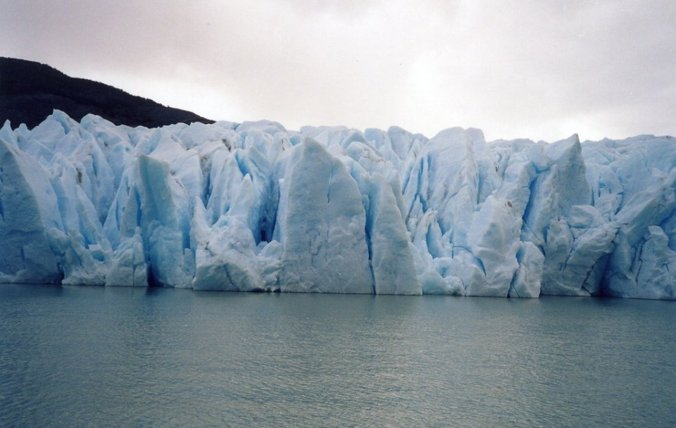 Glaciar Serrano Glaciar Balmaceda Puerto Natales Chile 13