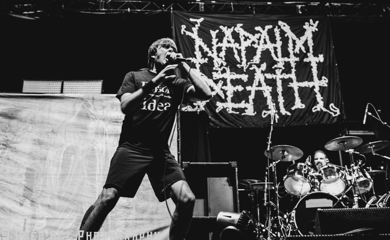 Napalm Death Aug 15 2018-5