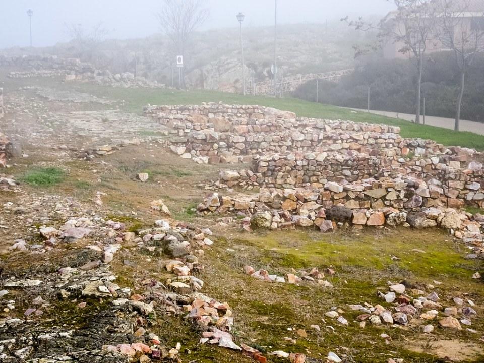 poblado Ibero Yacimiento Arqueologico de Alarcos Ciudad Real 05
