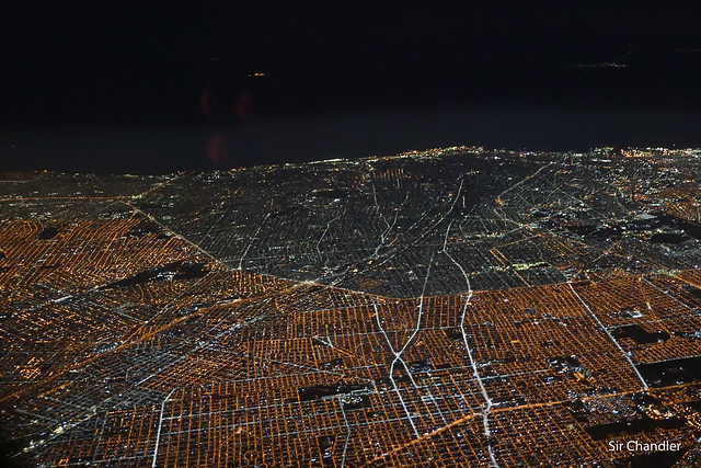 Buenos Aires y sus luces LED