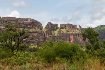 Ik moest er volop van genieten, want lang zou ik niet in Mali blijven.