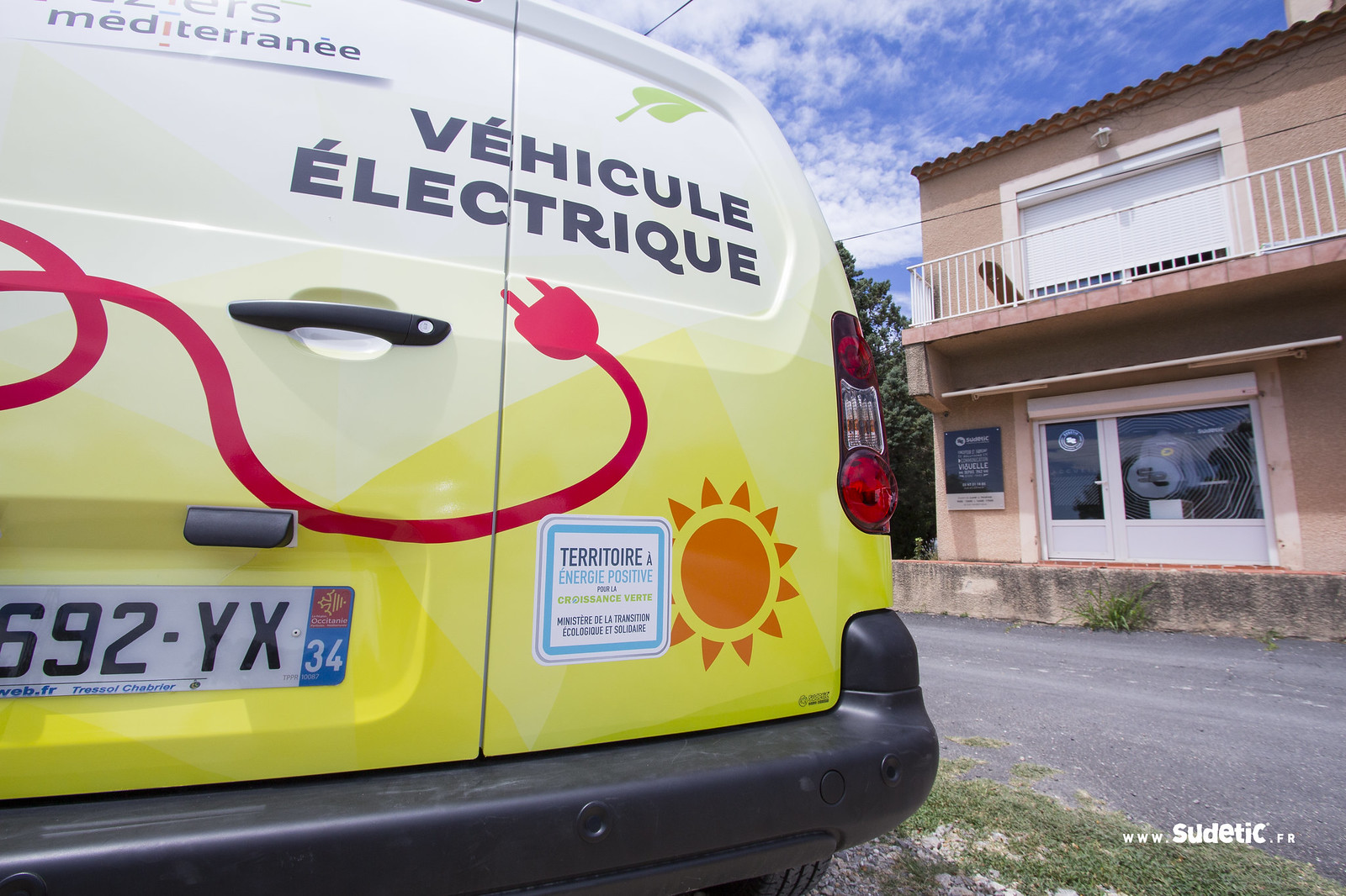 Sudetic total covering Citroen Berlingo Agglo Beziers Med-5