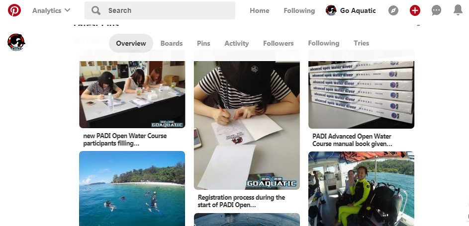Go Aquatic On Pinterest
