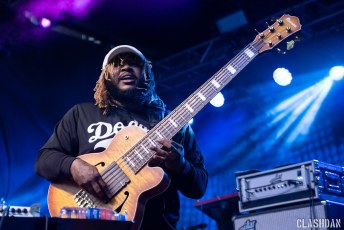Thundercat @ Hopscotch Music Festival, Raleigh NC 2018