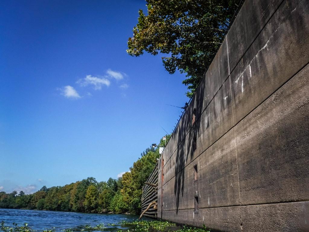 Savanah River with LCU-38