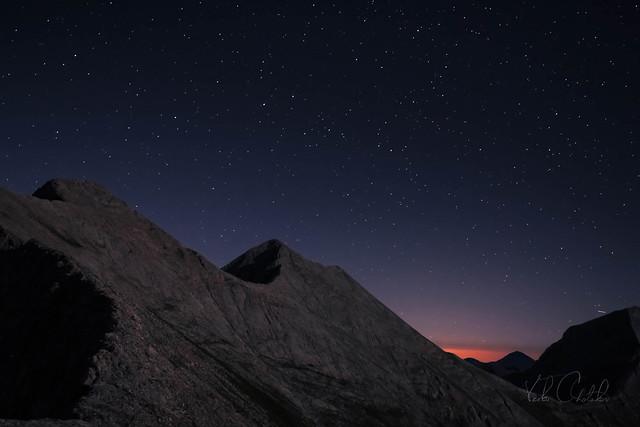 Horse's Saddle Ridge – Bulgaria, Pirin Mountain