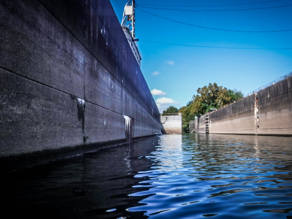 Savanah River with LCU-34