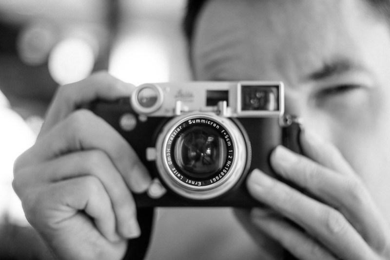 Leica CL + Leica Summicron 50mm DR