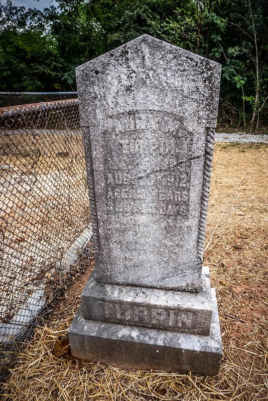 Raines Family Cemetery-32